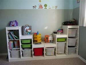 Rangement Jouet Ikea : id es pour rangement jouets jeux ikea trofast systems ~ Melissatoandfro.com Idées de Décoration