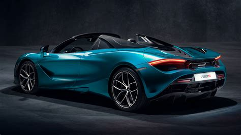 2019 mclaren 720s spider wallpapers and hd images car