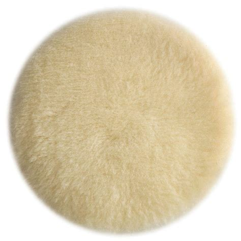 floor buffer pads home depot porter cable 6 in lambs wool polishing pad 18007