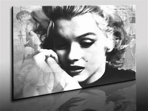 Marilyn Monroe Bilder Schwarz Weiß : leinwandbilder org marilyn monroe leinwand bild fertig gerahmt leinwandbilder wandbilder ~ Bigdaddyawards.com Haus und Dekorationen