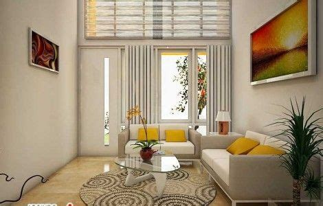 gambar desain ruang tamu mungil  future home