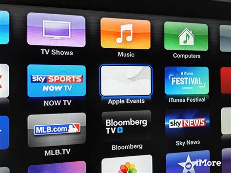 apple tv with iphone apple events channel now live on apple tv for iphone 6