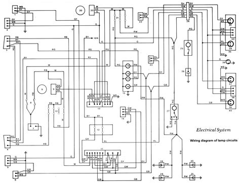 File Wiring Diagram Lamp Circuit Schematic