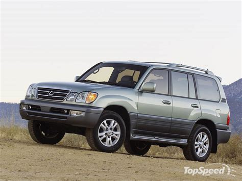 Lexus Lx Picture by 2006 Lexus Lx 470 Picture 8973 Car Review Top Speed
