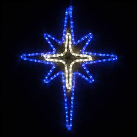 snowflakes stars  led blue  cool white bethlehem