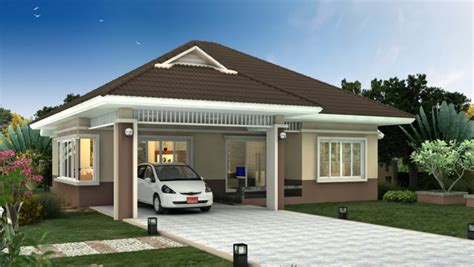 Sensational Affordable Two Bedroom Bungalow House Pinoy