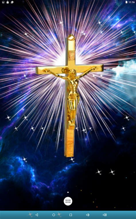 Animated Cross Wallpaper - jesus cross live wallpaper android apps on play