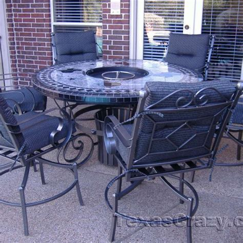 buy texas patio fire tables  chair sets outdoor furniture
