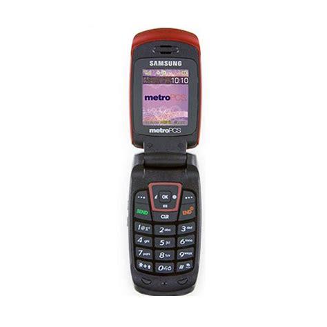 metro pcs cell phone new samsung r300 metro pcs flip style cdma cell phone