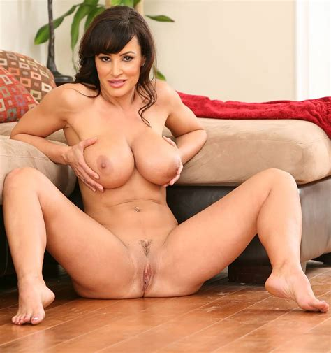 Lisa Ann Hot Sexy Naked Pussy Open Legs Huge Boobs Latest