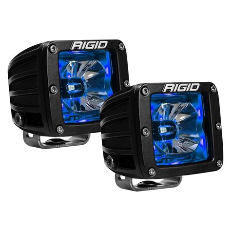 led light pods rigid industries 174 20201 radiance 3 quot 15w led pod lights