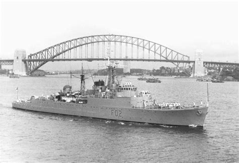 hmas queenborough royal australian navy