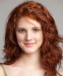 What highlights can a redhead get