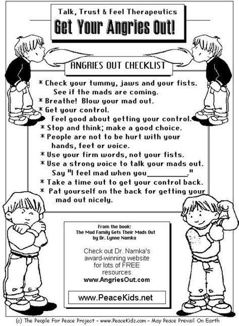 printable anger management activities managing anger 651 | 6cf66e6fa297aa1d8e9930eb0db9de8b