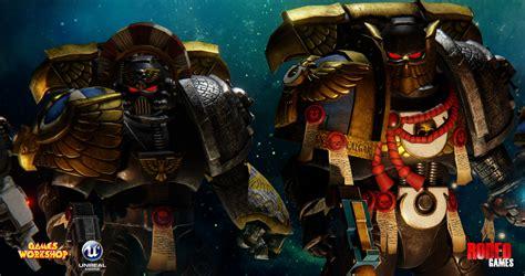 Rob Corcoran Warhammer 40k Deathwatch Ultramarines