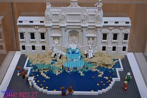 Brick City Exhibit - Lego Trevi Fountain by LittlemissZT ...