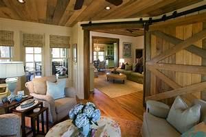 Great diy barn door decorating ideas for living room for Barn door ideas for living room