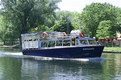 Toronto Boat Tours toronto harbour boat tours with cpn molly babad