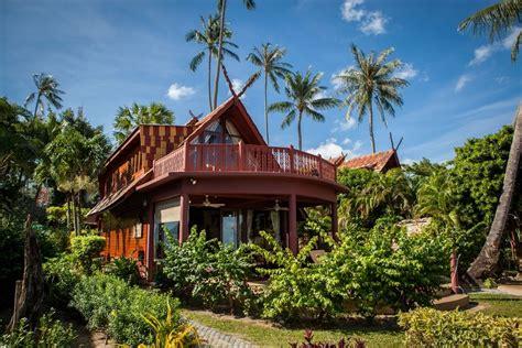 3 Bedroom Villas Koh Samui by Beachfront 3 Bedroom Villa In Por Koh Samui For