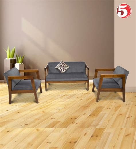 compact wooden sofa set   wooden furniture