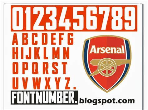 Arsenal - скачать шрифт бесплатно на Fontstorage.com