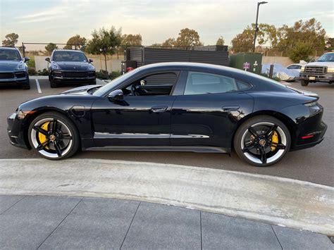 BLACK / JET BLACK Taycan Club   Porsche Taycan Forum ...