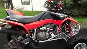 2012 Honda Trx 400 Xp Like New