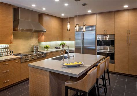 modern kitchen lighting ideas   kitchen island
