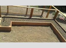 Custom Raised Bed Vegetable Garden & Fence Stylish an