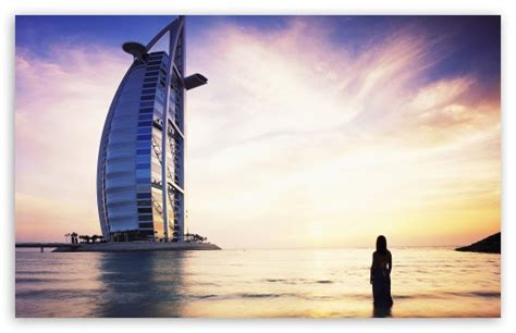 Burj Al Arab Dubai 4k Hd Desktop Wallpaper For 4k Ultra Hd