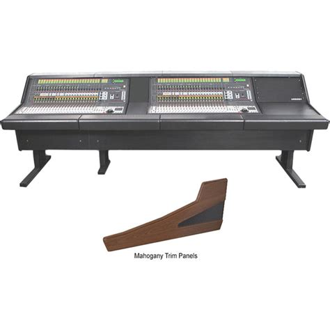 argosy desk 24 argosy 90 series desk for 2 digidesign 90 902c24 r b m