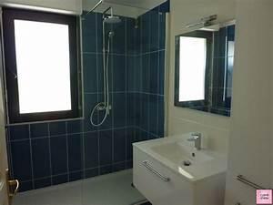 amenagement salle de bain douche et baignoire With exemple de salle de bain avec douche et baignoire