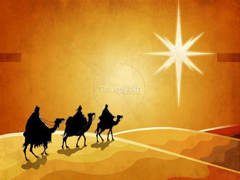 kings christmas powerpoint
