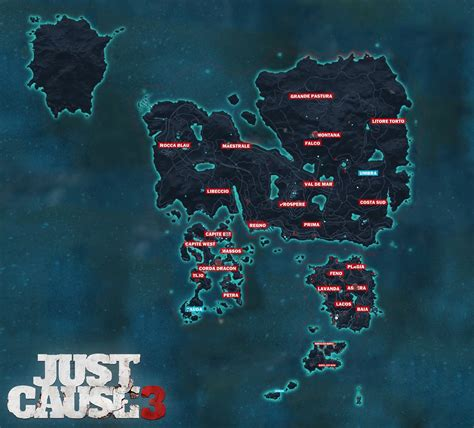 fan makes just cause 3 map compares it with gta v