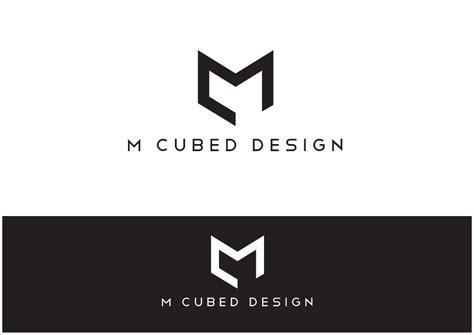 bold upmarket logo design for m cubed design by nigel b design 10073631