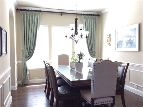 Dining Room Draperies by Dining Room Curtains Gallery Jdx Blinds And Curtains