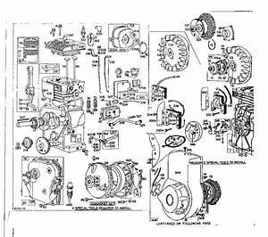 Briggs  U0026 Stratton Briggs  U0026 Stratton Gasoline Engine Parts