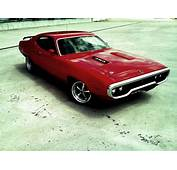 Plymouth GTX Roadrunner Some People Talk About Buying A