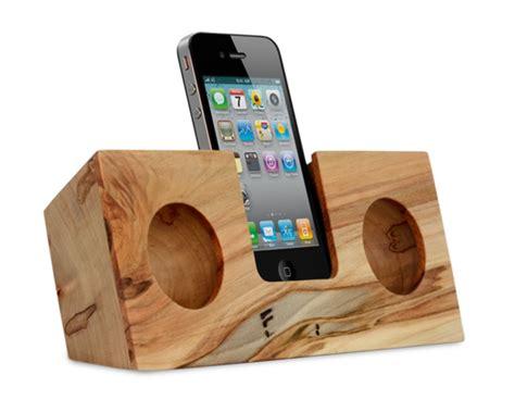 wooden smartphone amplifiers tech