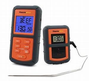 Funk Thermometer Grill : das thermopro tp07 funkgrillthermometer smoken und grillen ~ Watch28wear.com Haus und Dekorationen