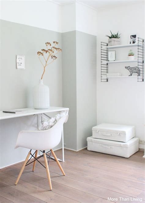 Minimalist Office  Rose Gold  Pinterest Wandfarbe