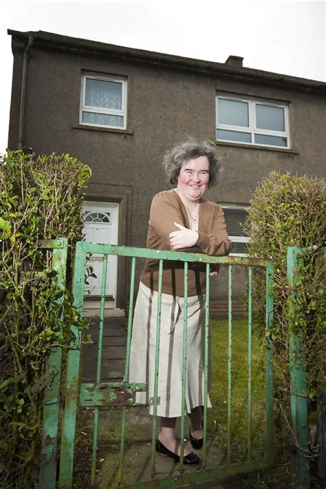 susan s house susan boyle in file susan boyle outside home in