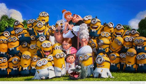 Family Minion 3 minions backgrounds wallpapers 2015 2016