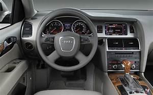 Audi Q7 Interieur : the temptation news audi q7 2012 model ~ Nature-et-papiers.com Idées de Décoration