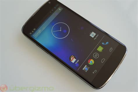 android 4 2 android 4 2 preview with the nexus 4 ubergizmo
