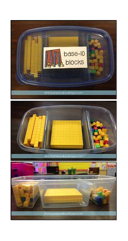 Classroom Base Ten Value Place Blocks Math