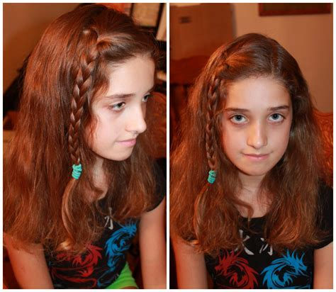 how to do simple hair style for girls (15)   HairzStyle
