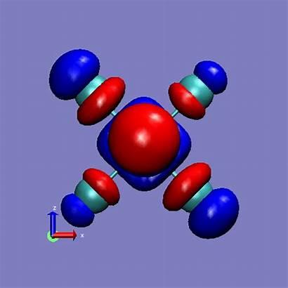 Chemistry Inorganic Bonding Antibonding 2g Orbitals Molecular