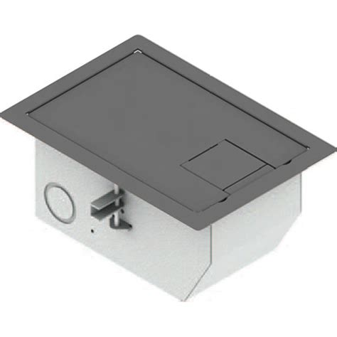 Fsr Floor Box Rating by Fsr Rfl Dav Slgry Raised Access Floor Box Gray Rfl Dav Slgry