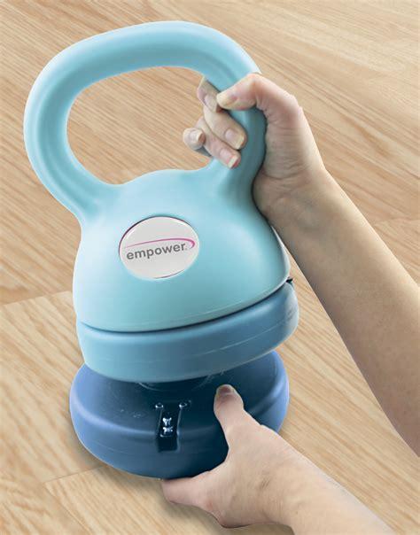kettlebell empower adjustable kettlebells